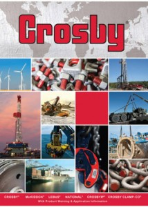 Crosby Catalogus